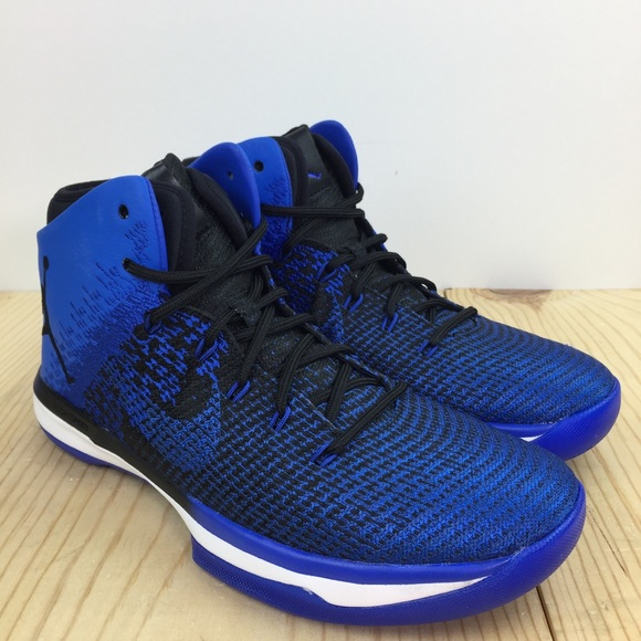 online store 27f0b 48ade Nike Air Jordan 31 Royal Blue Basketball Shoes NWT